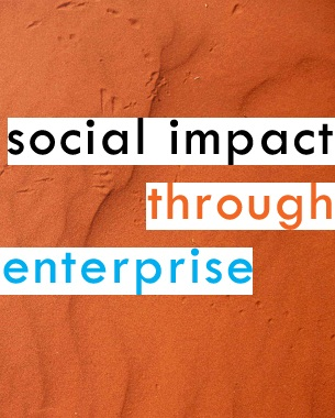As we kickstart 2012, the desert hub invites you to our launch and the social enterprise event of the year.
